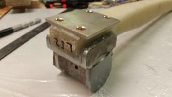 NG6B flox/screwed to gear strut