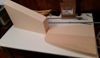 Nose side walls & floor pans