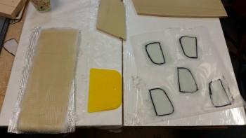 Glassing NG31s hardpoints & NG4.1