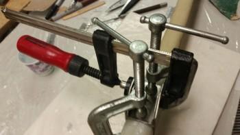 NG3 & NG4 brackets mounted