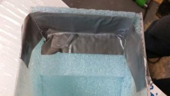 Duct tape will fix it!