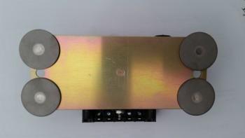 ClickBond test fit on Voltage Reg