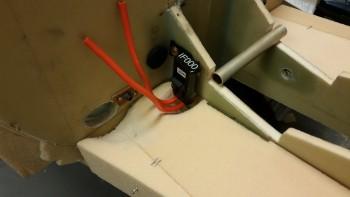 Tweaking right floor pan