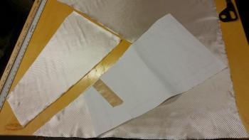 Cutting extra BID panels