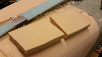 """Urethane foam for SC """"molds"""""""