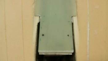 Fuzzy pic of NG5 fairing mounting holes