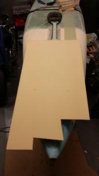 """1/4"""" PVC foam sheet"""