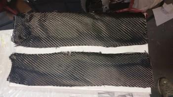 First ply - Carbon Fiber