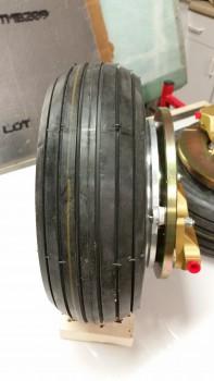 Wheel & brake assembly