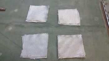 """3"""" x 3"""" inner & outer BID gear pads"""