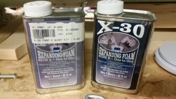 X-30 Expanding Foam