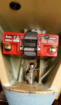 Custom Battery Strap