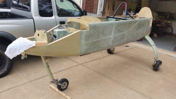 Mobile fuselage!