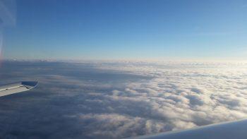 Homeward bound... 11,500 ft!