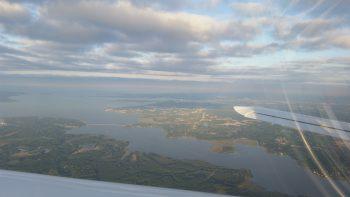 Homeward bound... that's Norfolk, VA