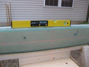Finding/marking spar 17.4 WL