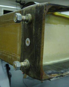 James Redmon's Berkut wing bolts