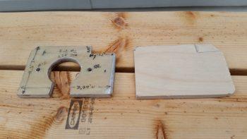 CS109 Birch ply blank re-cut