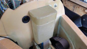 Tool box lid test fit