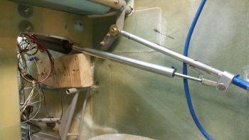 Atkinson pitch trim test fit