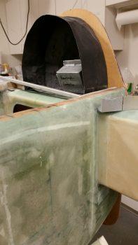 D-Deck GIB headrest