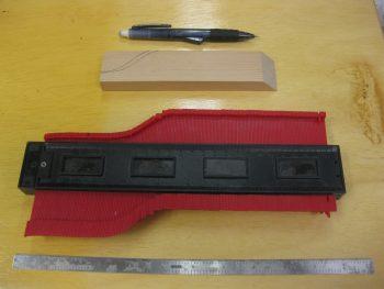 Cutting F28 longeron doubler extentions