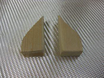 F28 longeron doubler extentions cut