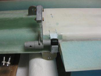 Filler piece & torque tube offset ready for micro