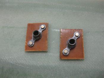 Tool box phenolic nutplate assemblies