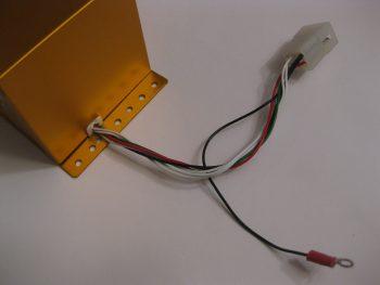 Trio pitch servo wiring