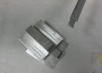 GIB upper seatbelt x-bar 2024 reinforcement plug