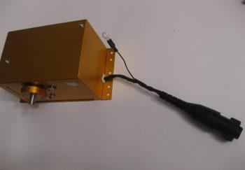 AP roll servo AMP CPC connector