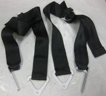 GIB upper seatbelt straps
