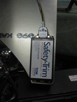 TCW Safety-Trim screws tapped into Triparagon