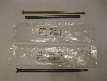 4130 Longeron Doubler bolt inserts cut