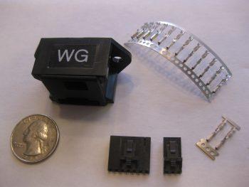 J.B. Wilco Gear & Canopy warning module