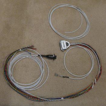 Trio autopilot wiring harness
