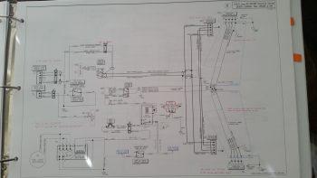 Lights wiring diagram