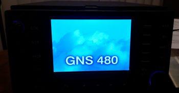My GPS Navigator choice: GNS480